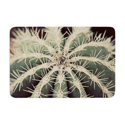 Angie Turner Cactus Plant Memory Foam Bath Rug