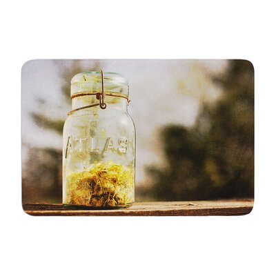 Angie Turner Jar of Sunshine Country Memory Foam Bath Rug