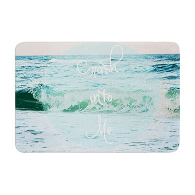 Beth Engel Crash Into Me Memory Foam Bath Rug