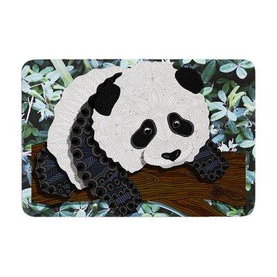 Art Love Passion Panda Memory Foam Bath Rug