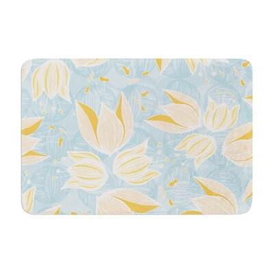 Anchobee Giallo Memory Foam Bath Rug