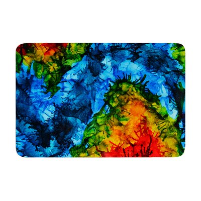 Claire Day Flow Memory Foam Bath Rug