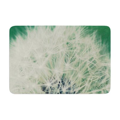 Angie Turner Fuzzy Wishes Memory Foam Bath Rug