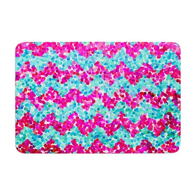 Beth Engel Scattered Memory Foam Bath Rug