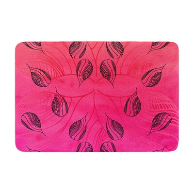 Catherine Holcombe Summer Sunset Memory Foam Bath Rug