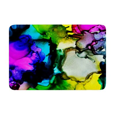 Claire Day a Little out There Memory Foam Bath Rug