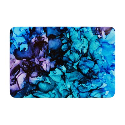 Claire Day Lucid Dream Memory Foam Bath Rug