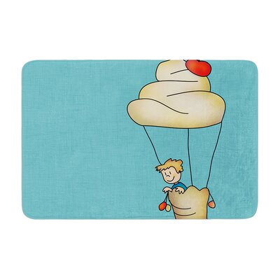 Carina Povarchik Sweet World Memory Foam Bath Rug