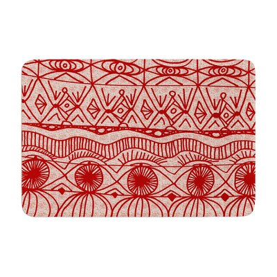 Catherine Holcombe Pattern Memory Foam Bath Rug