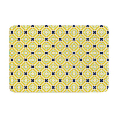 Catherine McDonald Tossing Pennies II Memory Foam Bath Rug