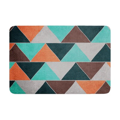 Catherine McDonald Southwest Memory Foam Bath Rug