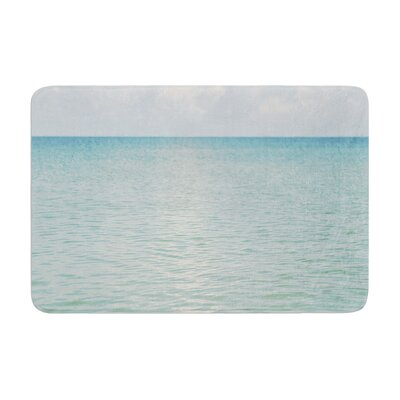 Catherine McDonald Cloud Reflection Memory Foam Bath Rug