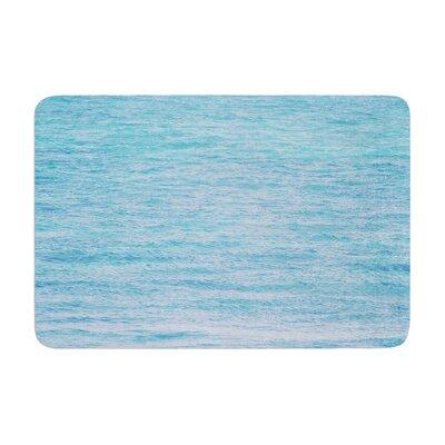 Catherine McDonald South Pacific II Ocean Water Memory Foam Bath Rug