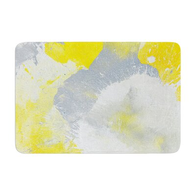 CarolLynn Tice Make a Mess Memory Foam Bath Rug