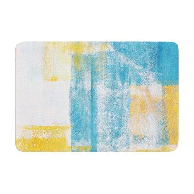 CarolLynn Tice Color Combo Memory Foam Bath Rug