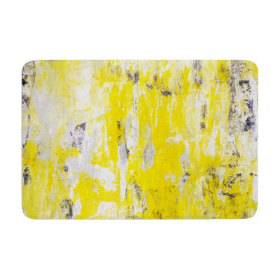 CarolLynn Tice Picking Around Memory Foam Bath Rug