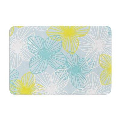 Emine Ortega Sunshine Memory Foam Bath Rug