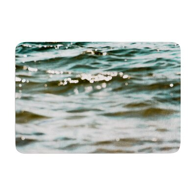 Debbra Obertanec Water Memory Foam Bath Rug