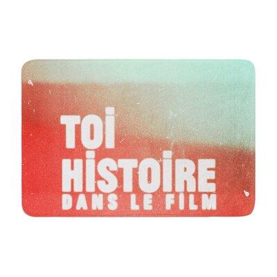 Danny Ivan Toi Histoire Memory Foam Bath Rug