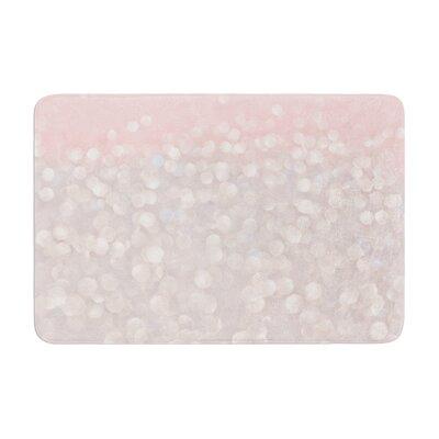 Debbra Obertanec Magical Glitter Memory Foam Bath Rug