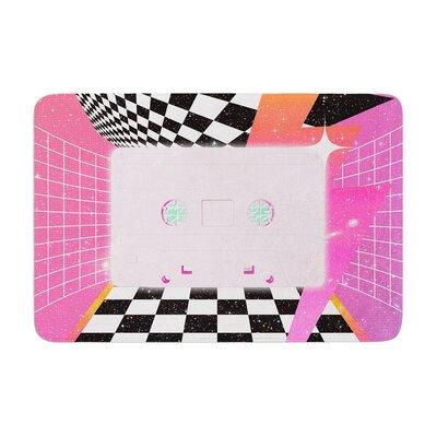 Danny Ivan K7 Casette Memory Foam Bath Rug
