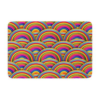 Danny Ivan Rainbows Memory Foam Bath Rug