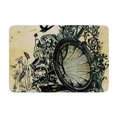 Frederic Levy Hadida Sound of Nature Memory Foam Bath Rug