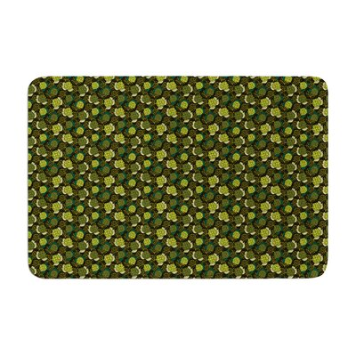 Holly Helgeson Camillia Forest Memory Foam Bath Rug