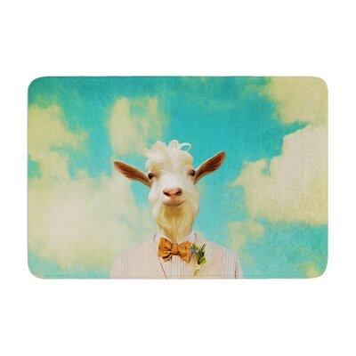 Natt Passenger 6F Goat Memory Foam Bath Rug