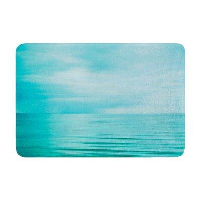 Iris Lehnhardt Calm Sea Memory Foam Bath Rug
