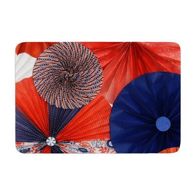 Heidi Jennings Liberty Memory Foam Bath Rug