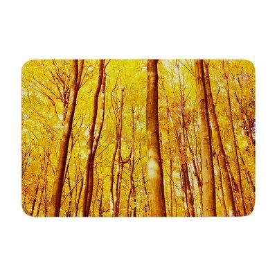 Iris Lehnhardt Forest Colors Memory Foam Bath Rug
