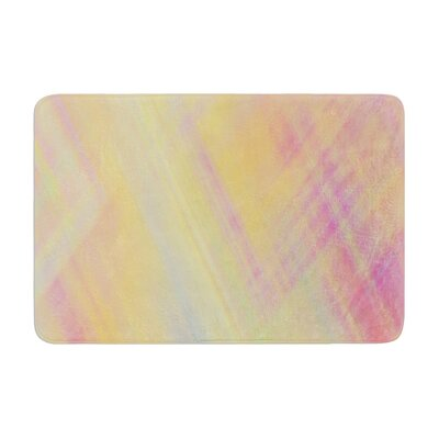 Ingrid Beddoes Abstract Memory Foam Bath Rug