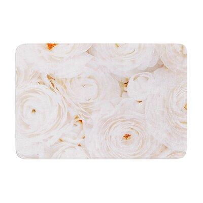 Heidi Jennings Blessed Rose Memory Foam Bath Rug