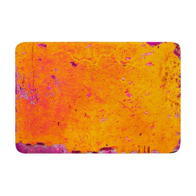 Iris Lehnhardt Paint Memory Foam Bath Rug