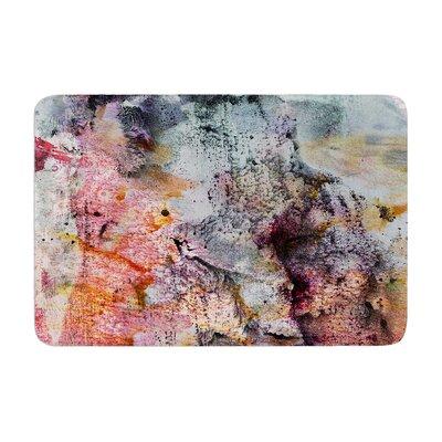 Iris Lehnhardt Floating Colors Memory Foam Bath Rug