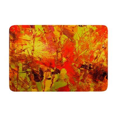 Jeff Ferst Autumn Memory Foam Bath Rug