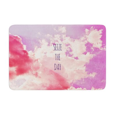 Iris Lehnhardt Seize the Day Memory Foam Bath Rug
