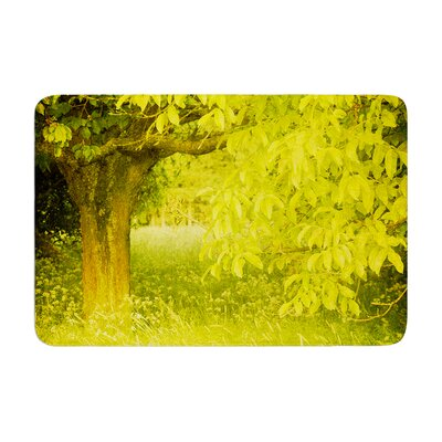 Iris Lehnhardt Summer Tree Memory Foam Bath Rug