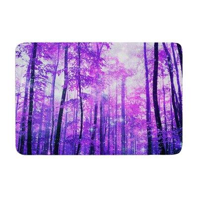 Iris Lehnhardt Magic Woods Forest Memory Foam Bath Rug
