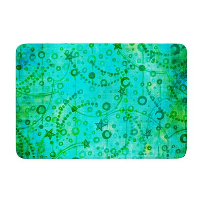 Ebi Emporium Make a Wish II Memory Foam Bath Rug