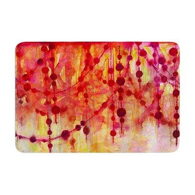 Ebi Emporium Prismacolor Pearls Memory Foam Bath Rug