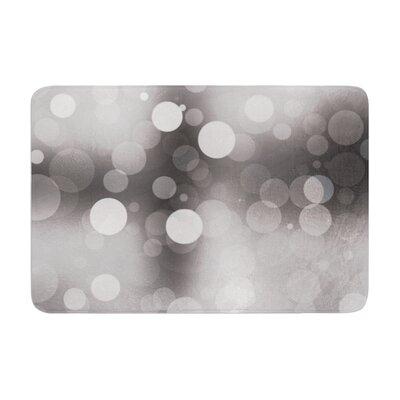 Spectral Bokeh Memory Foam Bath Rug