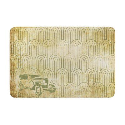 Deco Car Memory Foam Bath Rug