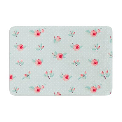 Happy Easter II Springtime Memory Foam� Bath Rug