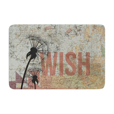 Wish Memory Foam Bath Rug