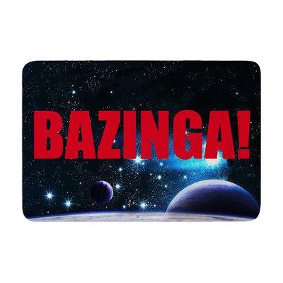 Bazinga Memory Foam Bath Rug