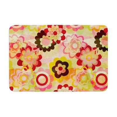 Louise Machado Colorful Mix Memory Foam Bath Rug