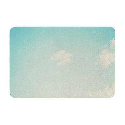 Libertad Leal Cloud 9 Sky Memory Foam Bath Rug