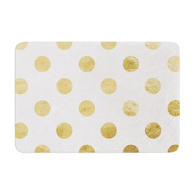 Scattered Outlet Memory Foam Bath Rug
